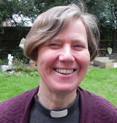 Photo of Revd Susan Iskander